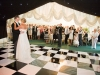 Image 5 [ marquee wedding, black and white dance floor, wedding reception, first dance].jpg