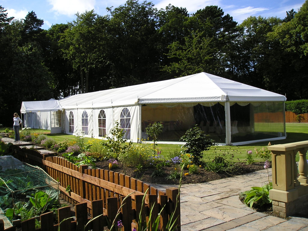 Wedding Marquee Hire in the North East