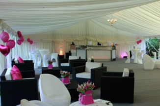 Waltons Marquees will impress your guests, with versatile party tents and gazebos to hire.